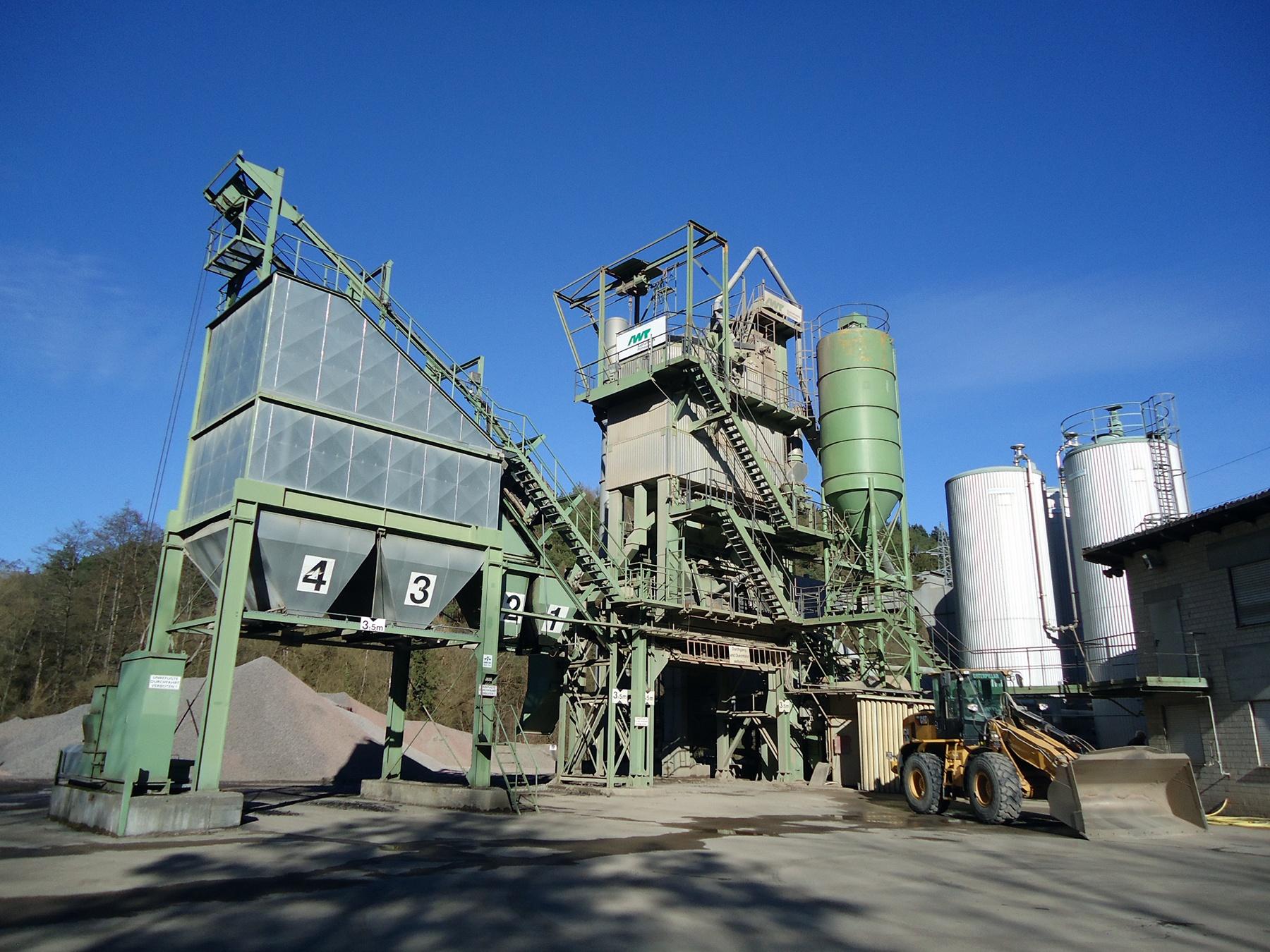 Plant engineering - RODO Construction GmbHPlant engineering