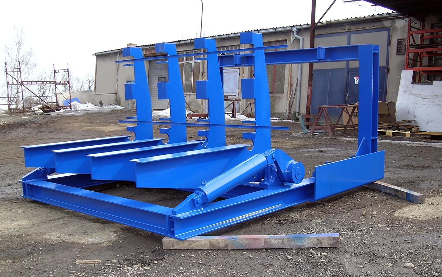 Plant engineering -RODO Construction GmbH