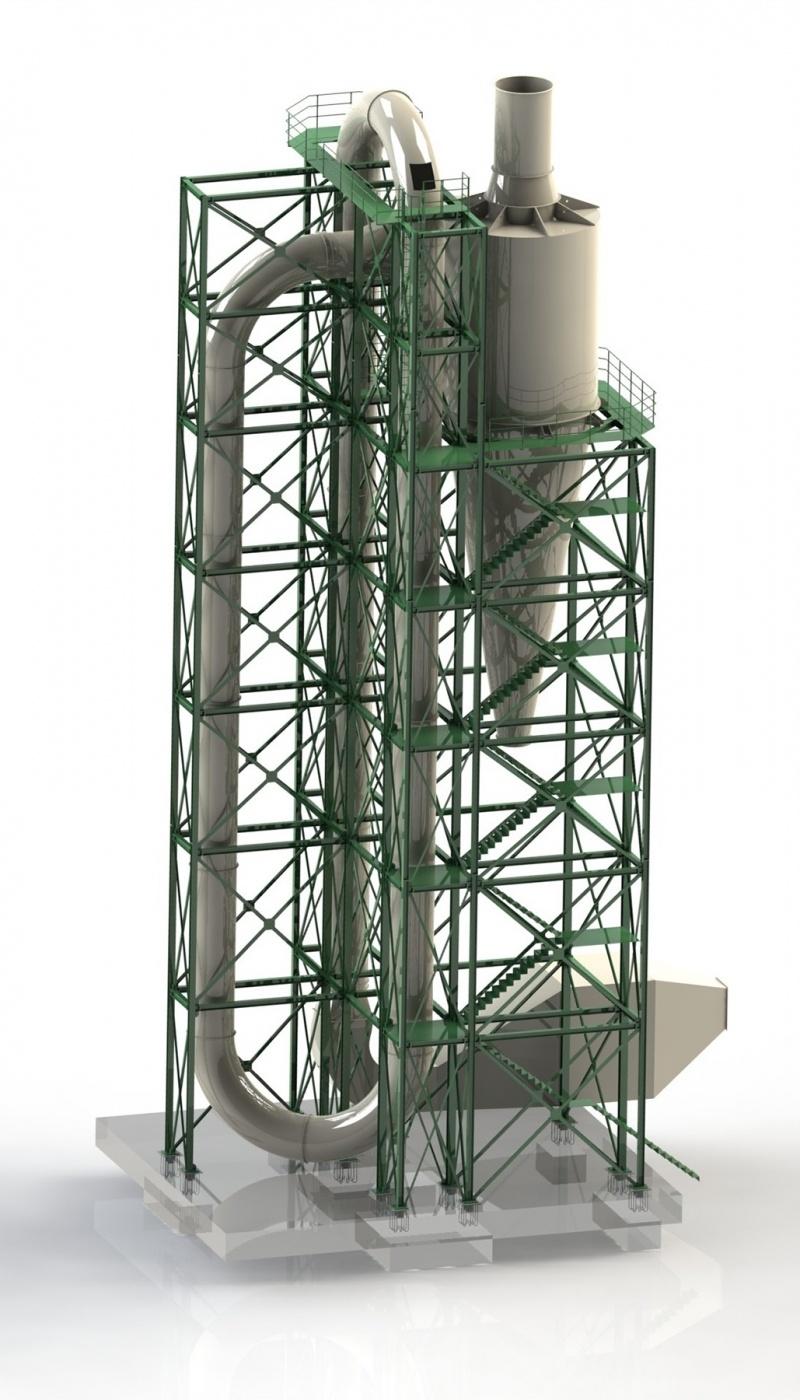 Plant engineering - RODO Construction GmbH